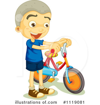 Bike Clipart #1119081 by Graphics RF