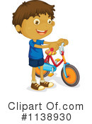 Bicycle Clipart #1138930 by Graphics RF