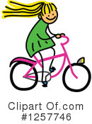 Bicycle Clipart #1257746 by Prawny
