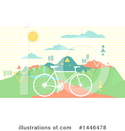 Landscape Clipart #1446478 by BNP Design Studio