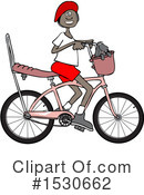 Bicycle Clipart #1530662 by djart