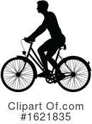 Bicycle Clipart #1621835 by AtStockIllustration