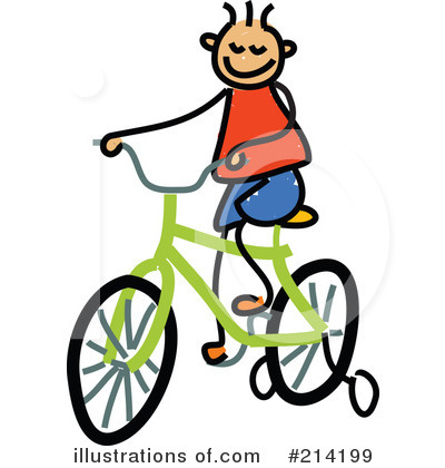Royalty-Free (RF) Bicycle Clipart Illustration by Prawny - Stock ...