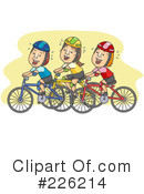 Bicycle Clipart #226214 by BNP Design Studio