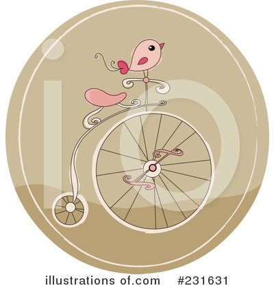 Bicycle Clipart #231631 by yayayoyo