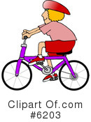Bicycle Clipart #6203 by djart