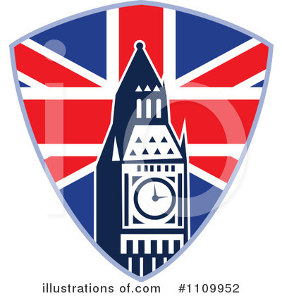 London Clipart #1109952 by patrimonio