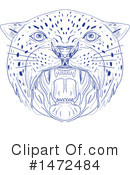 Big Cat Clipart #1472484