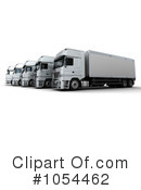 Big Rig Clipart #1054462 by KJ Pargeter