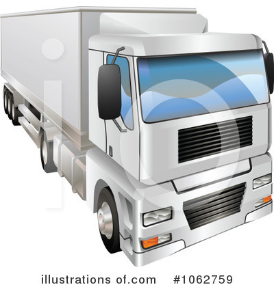 Logistics Clipart #1062759 by AtStockIllustration