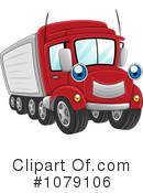 Big Rig Clipart #1079106 by BNP Design Studio