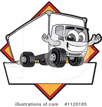 Big Rig Clipart #1120165 by Toons4Biz
