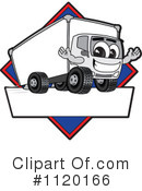 Big Rig Clipart #1120166 by Toons4Biz