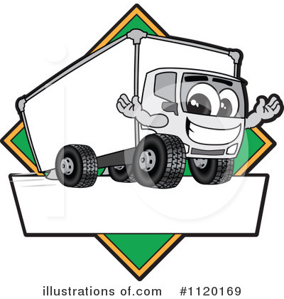 Big Rig Clipart #1120169 by Toons4Biz