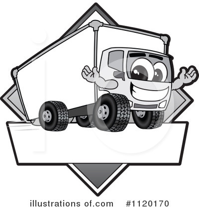 Big Rig Clipart #1120170 by Toons4Biz