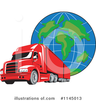 Shipping Clipart #1145013 by patrimonio