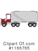 Big Rig Clipart #1166765 by djart