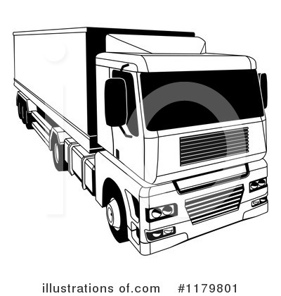 Logistics Clipart #1179801 by AtStockIllustration