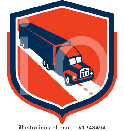Shipping Clipart #1248494 by patrimonio