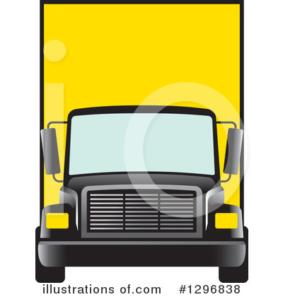 Trucking Industry Clipart #1296838 by Lal Perera