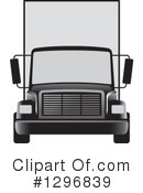 Big Rig Clipart #1296839 by Lal Perera