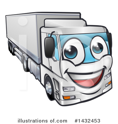Logistics Clipart #1432453 by AtStockIllustration
