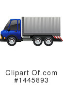 Big Rig Clipart #1445893 by Graphics RF