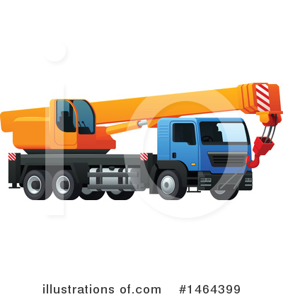 Truck Clipart #1464399 by Vector Tradition SM
