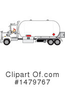 Big Rig Clipart #1479767 by djart