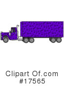 Big Rig Clipart #17565 by djart