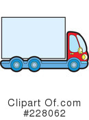 Big Rig Clipart #228062 by Lal Perera