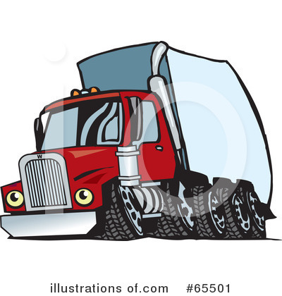 Semi Clipart #65501 by Dennis Holmes Designs