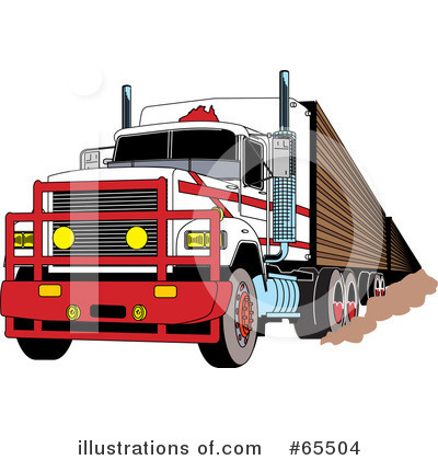 Semi Clipart #65504 by Dennis Holmes Designs
