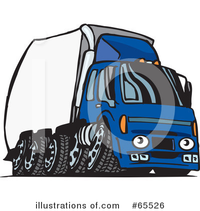 Semi Clipart #65526 by Dennis Holmes Designs