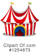 Big Top Clipart #1254873 by Graphics RF