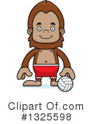 Bigfoot Clipart #1325598