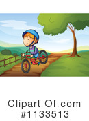 Bike Clipart #1133513 by Graphics RF