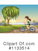 Bike Clipart #1133514 by Graphics RF