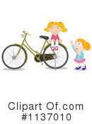 Bike Clipart #1137010 by Graphics RF