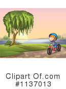 Bike Clipart #1137013 by Graphics RF