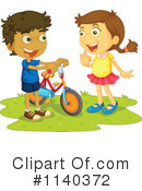 Bike Clipart #1140372 by Graphics RF