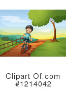 Bike Clipart #1214042 by Graphics RF