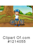Bike Clipart #1214055 by Graphics RF