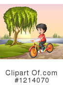 Bike Clipart #1214070 by Graphics RF