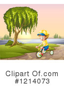 Bike Clipart #1214073 by Graphics RF