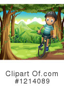 Bike Clipart #1214089 by Graphics RF
