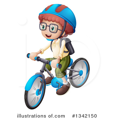 School Boy Clipart #1342150 by Graphics RF