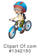 Bike Clipart #1342150 by Graphics RF