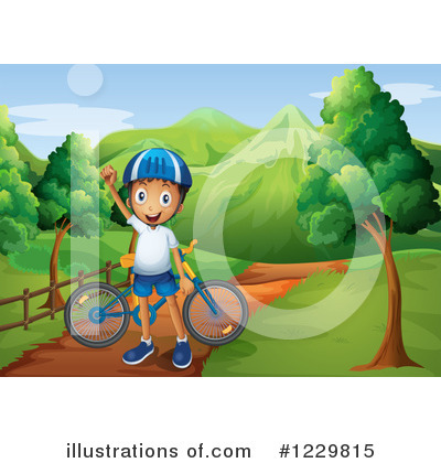 Trail Clipart #1229815 by Graphics RF