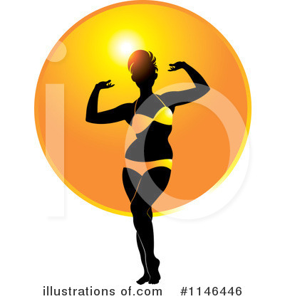 Fashion Clipart #1146446 by Lal Perera